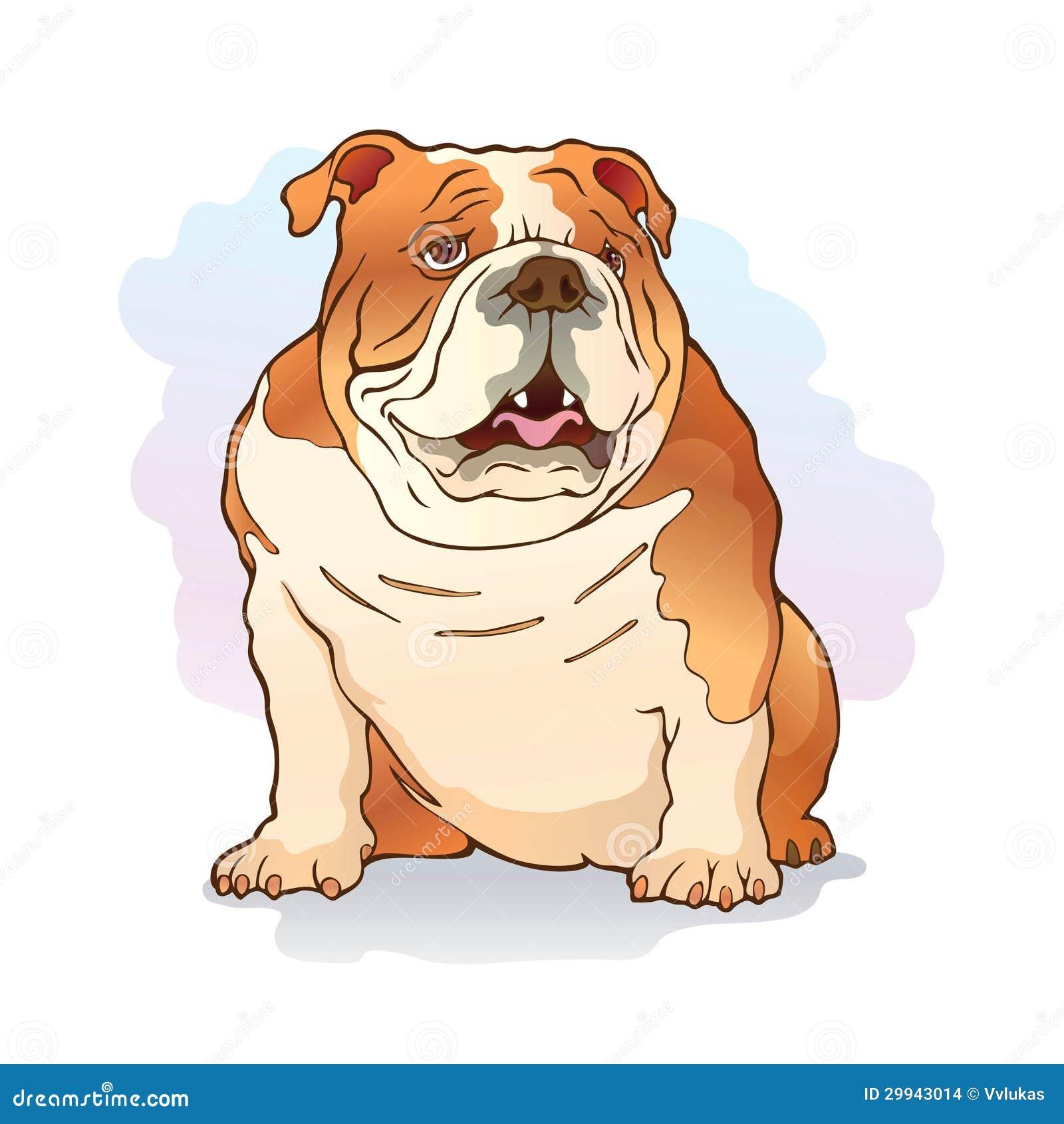 english bulldog cartoon wwwpixsharkcom images