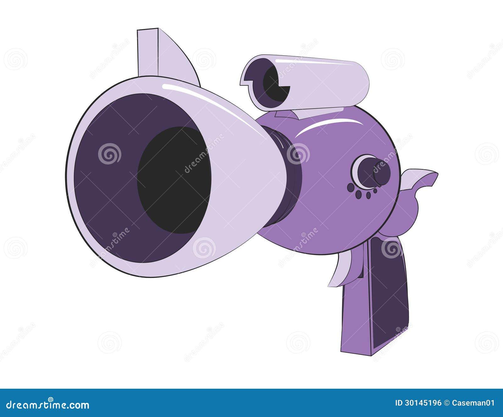 cartoon ray gun www imgkid com the image kid has it Laser Beam Clip Art Laser Gun