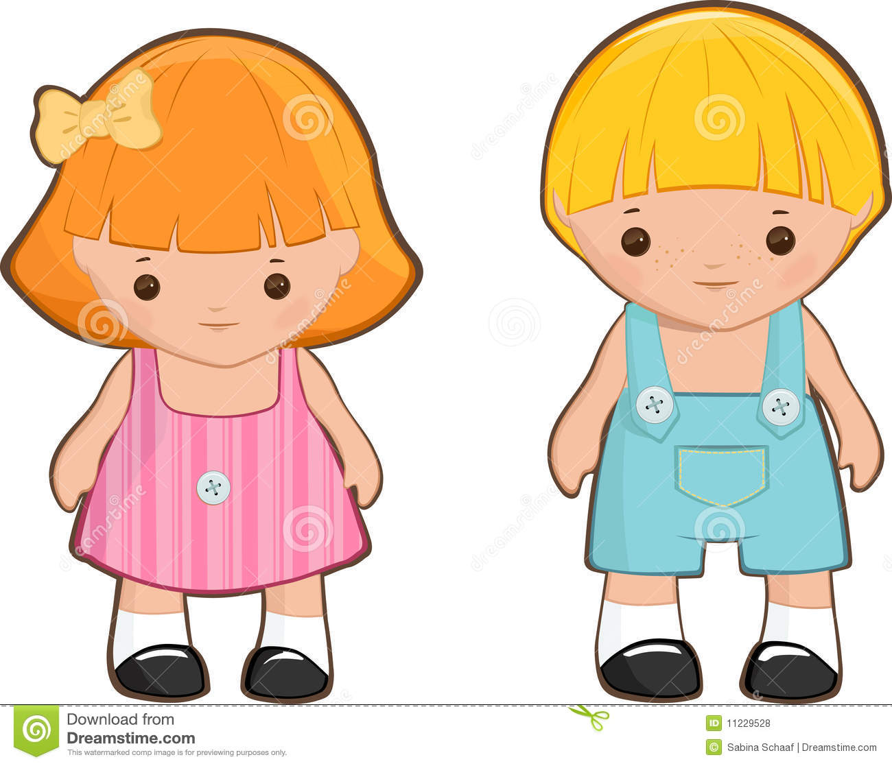 Cartoon kids royalty free stock photos image 11229528