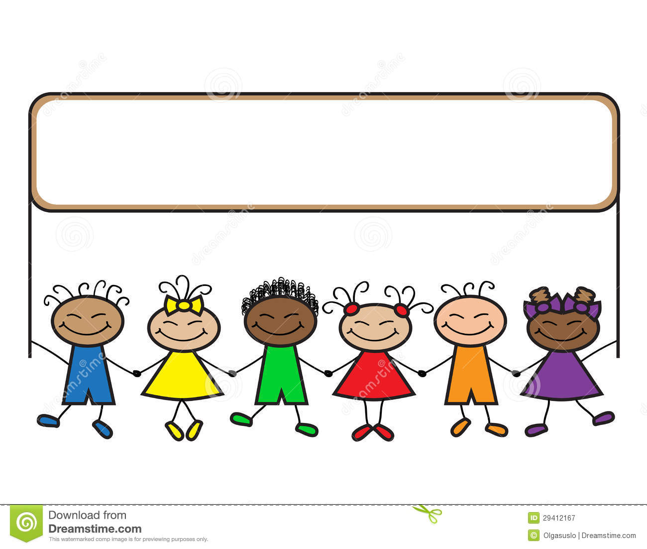 royalty free stock photo download cartoon kids - Download Free Kids Cartoon