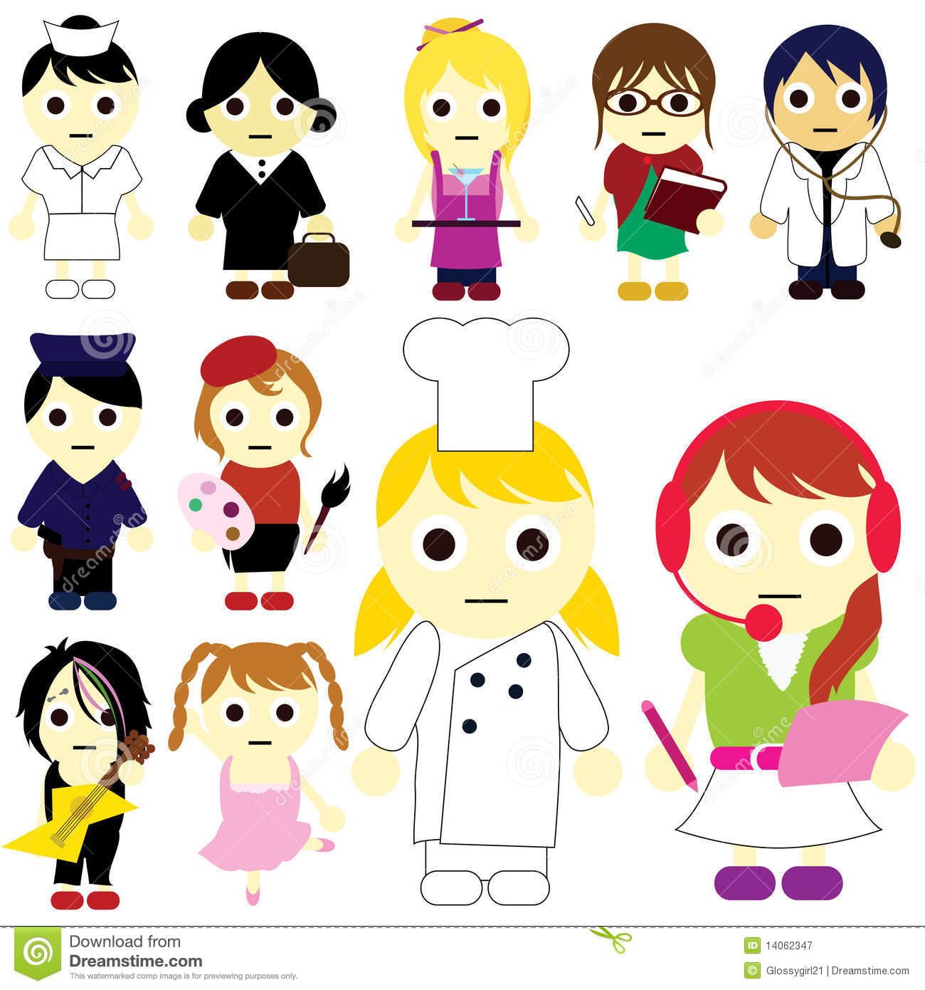Cartoon Kids Career Stock Illustrations 468 Cartoon Kids Career Stock Illustrations Vectors Clipart Dreamstime
