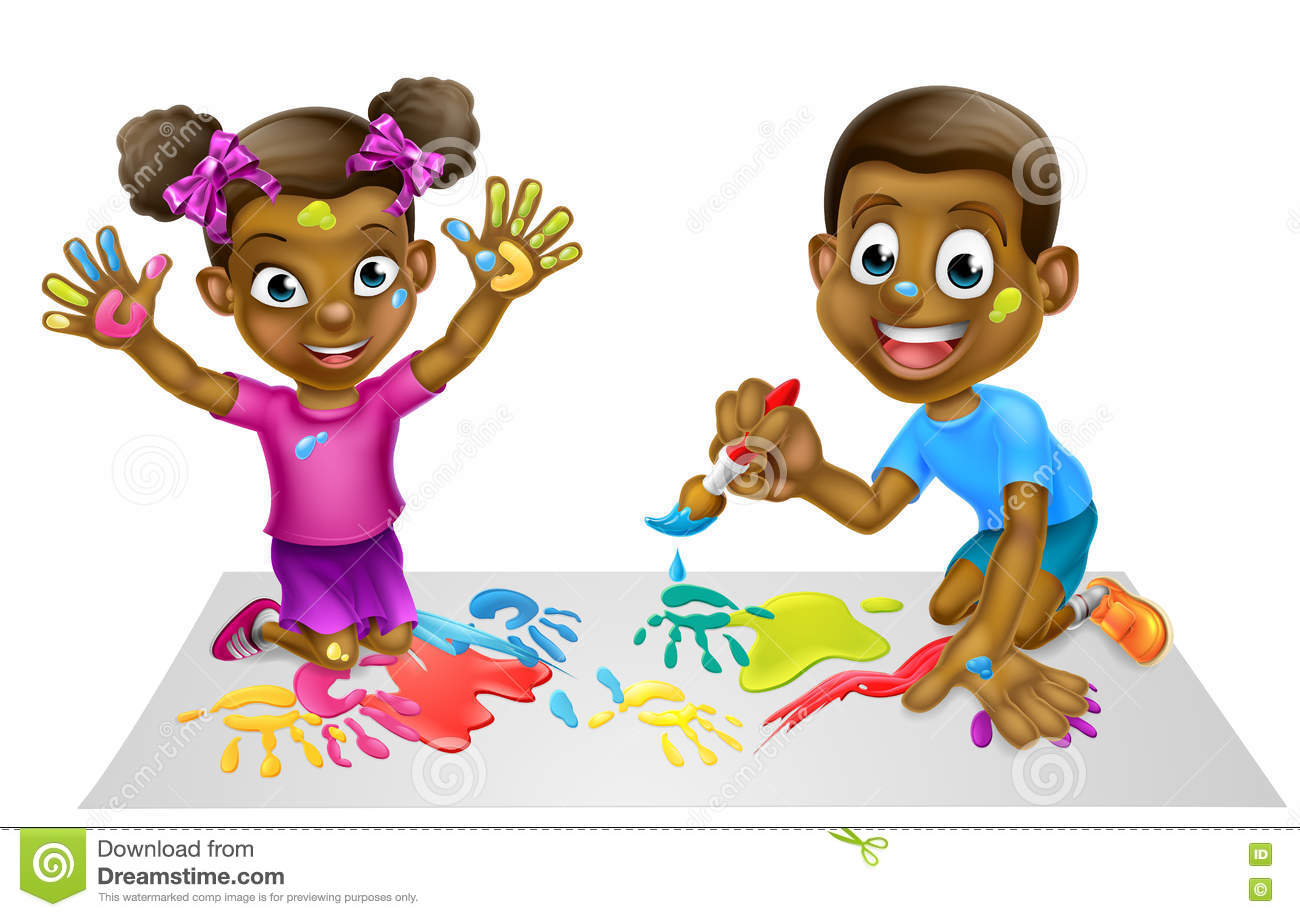 cartoon kids painting - Cartoon For Kids Download