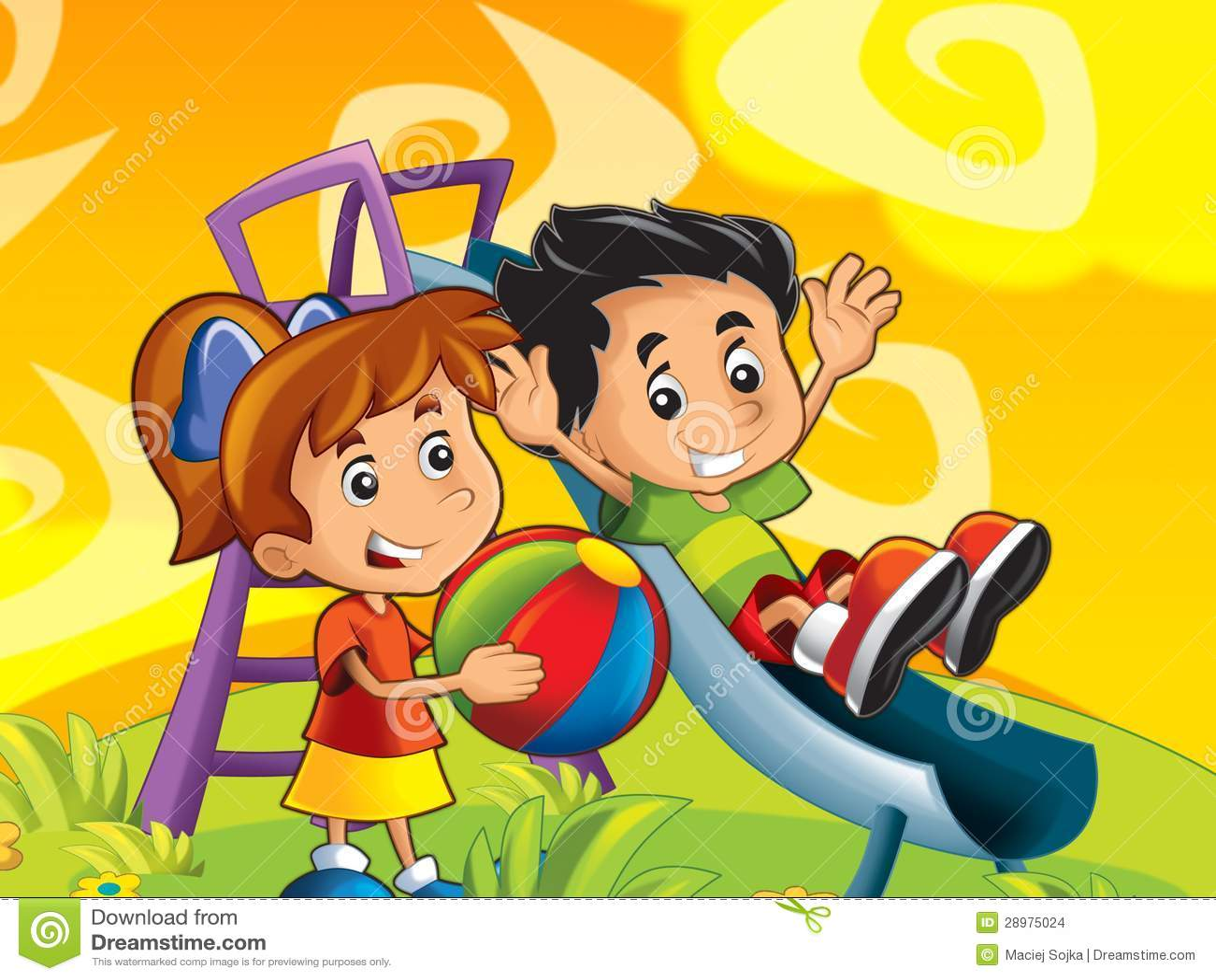 cartoon children - Cartoon Pictures For Kids