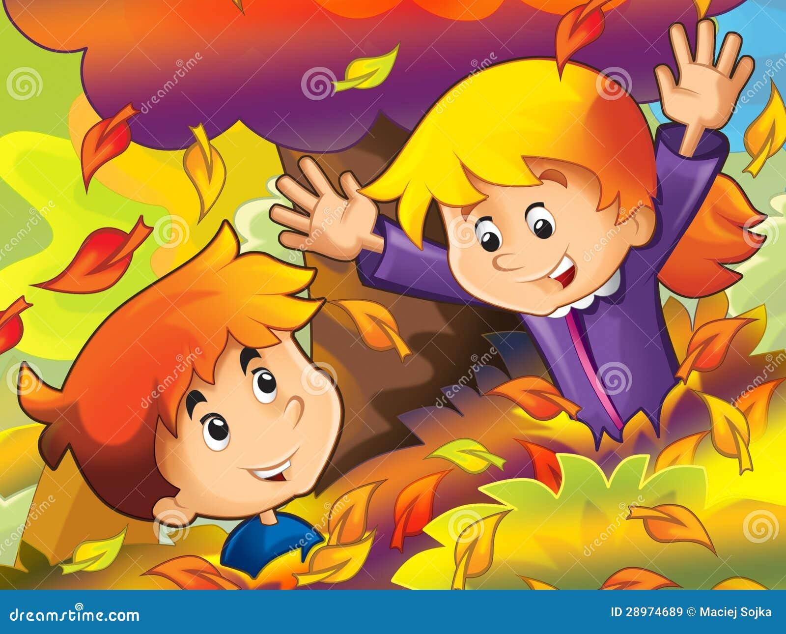http://thumbs.dreamstime.com/z/cartoon-kids-playing-park-autumn-28974689.jpg