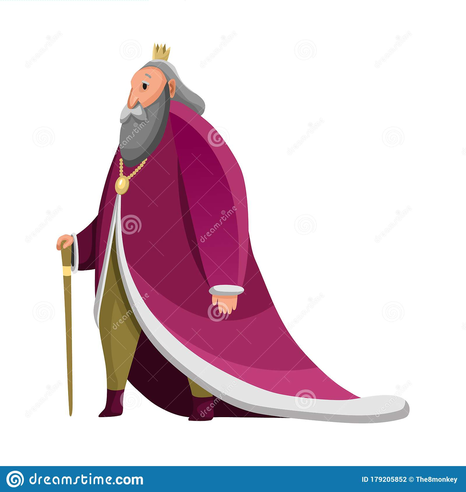 King Wearing Crown Cartoon – Crown of saint edward clip art.