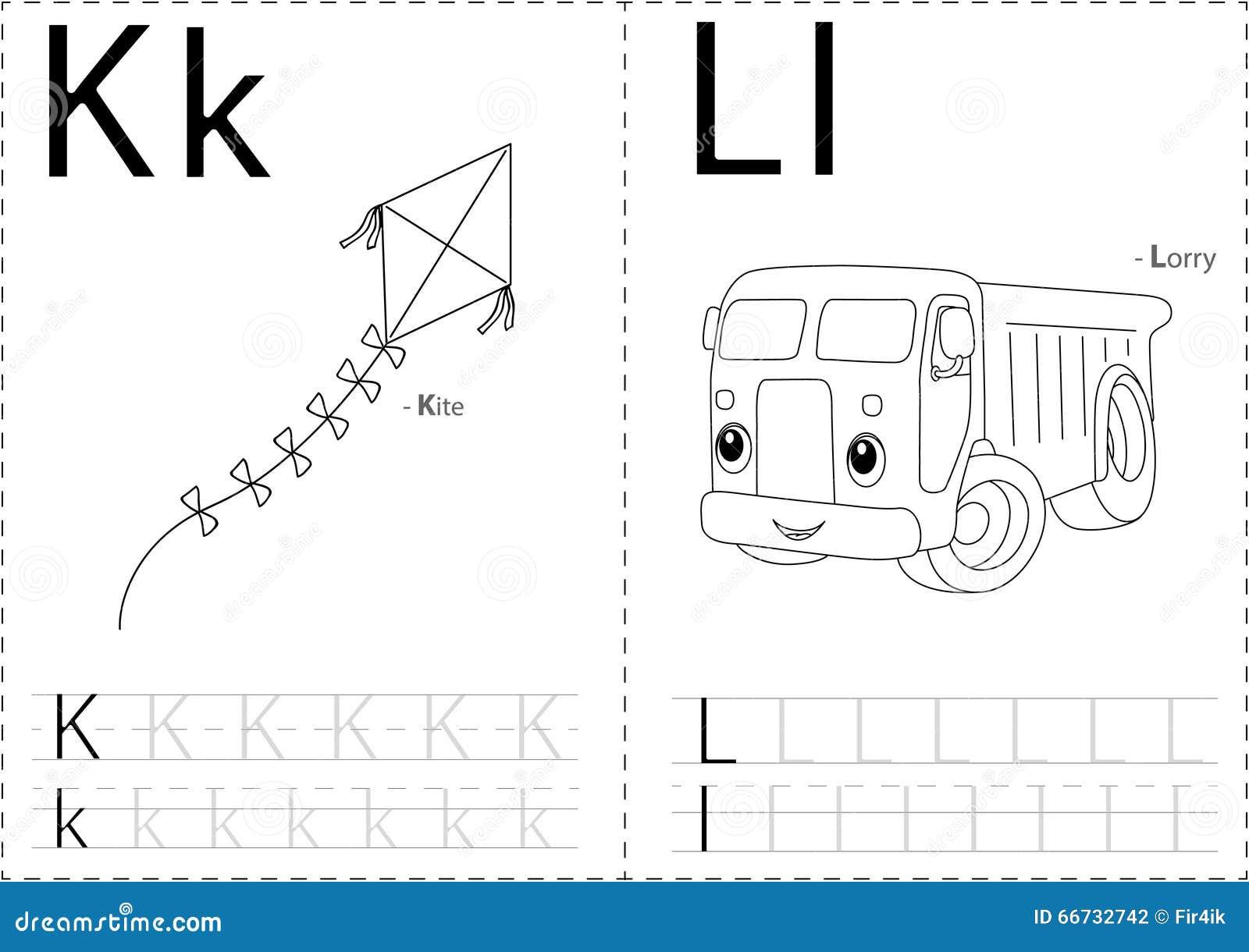 Captial Cursive Alphabet Writing