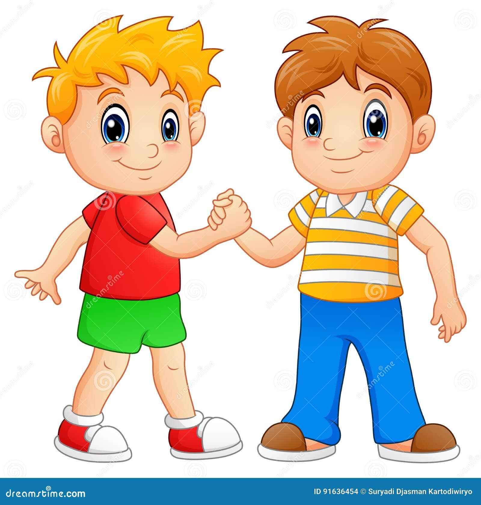 children handshake clipart - photo #37
