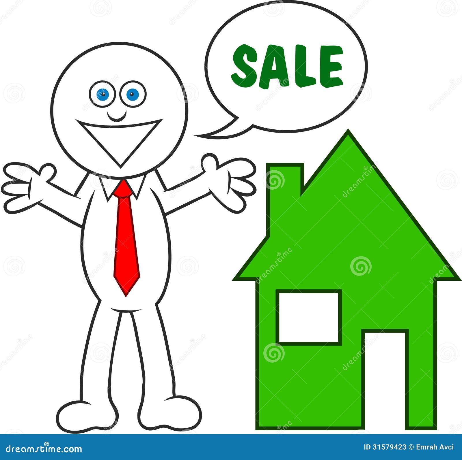 Cartoon Man Saying Sale Stock Photos - Image: 31579423 Smiling Dog And Cat