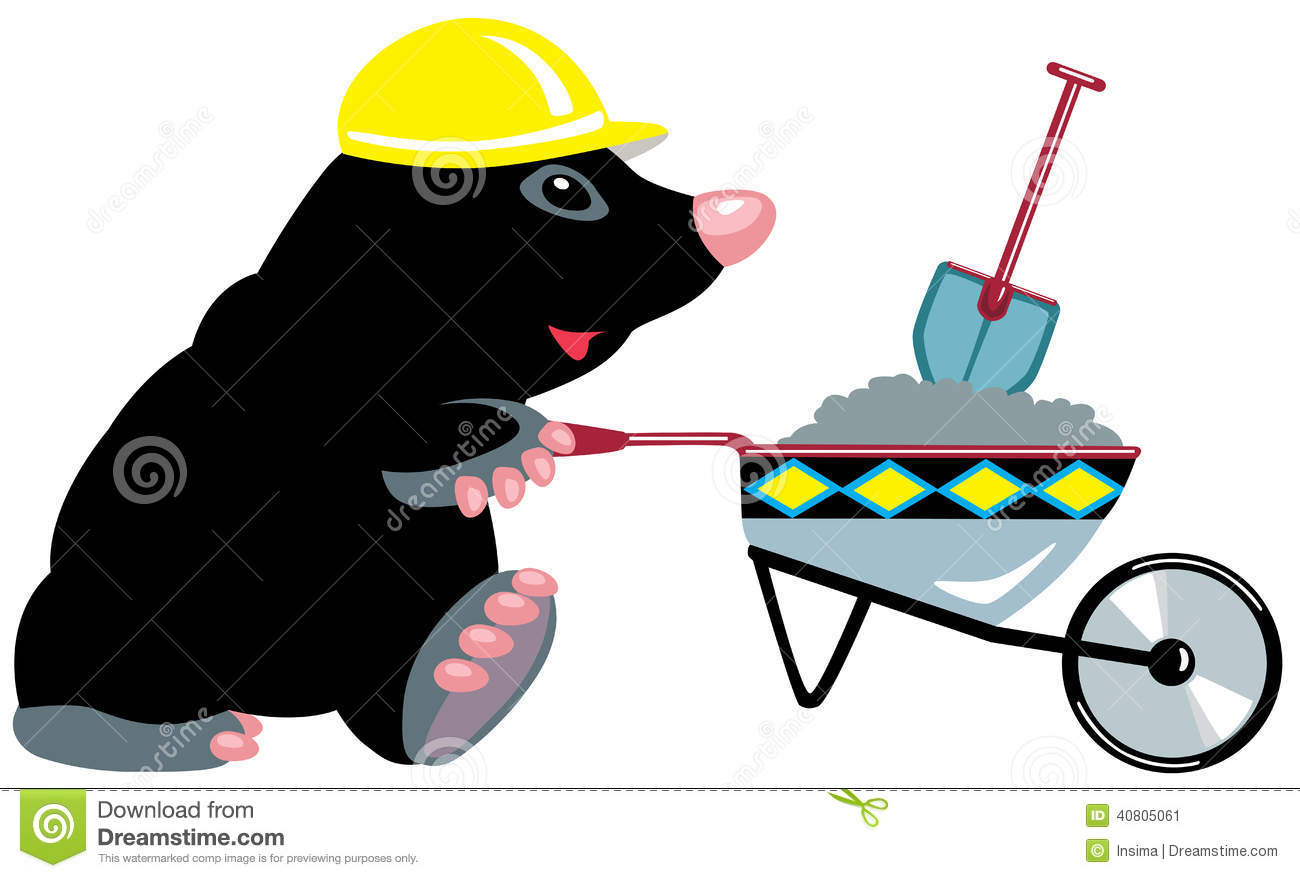 Stock Vector Cartoon Character Mole Isolated On White Background Vector also Stock Image Cartoon Mole Builder Wheelbarrow Isolated Image Little Kids Image40805061 in addition Stock Vector Blind Mole With Shovel as well Stock Illustration Cartoon Mole Holding Shovel as well Watch. on mol cartoon character