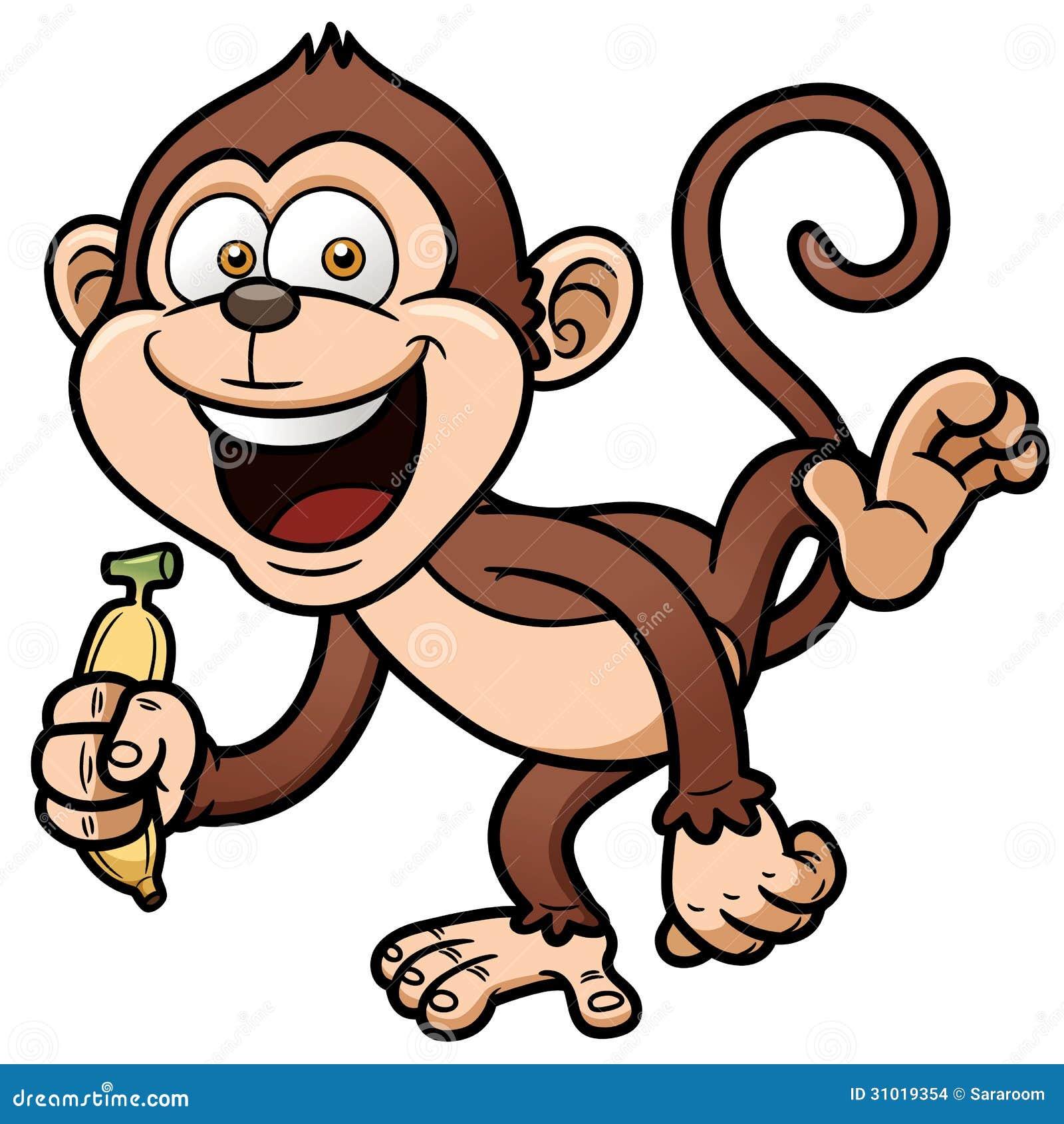 Crazy Monkey Comic