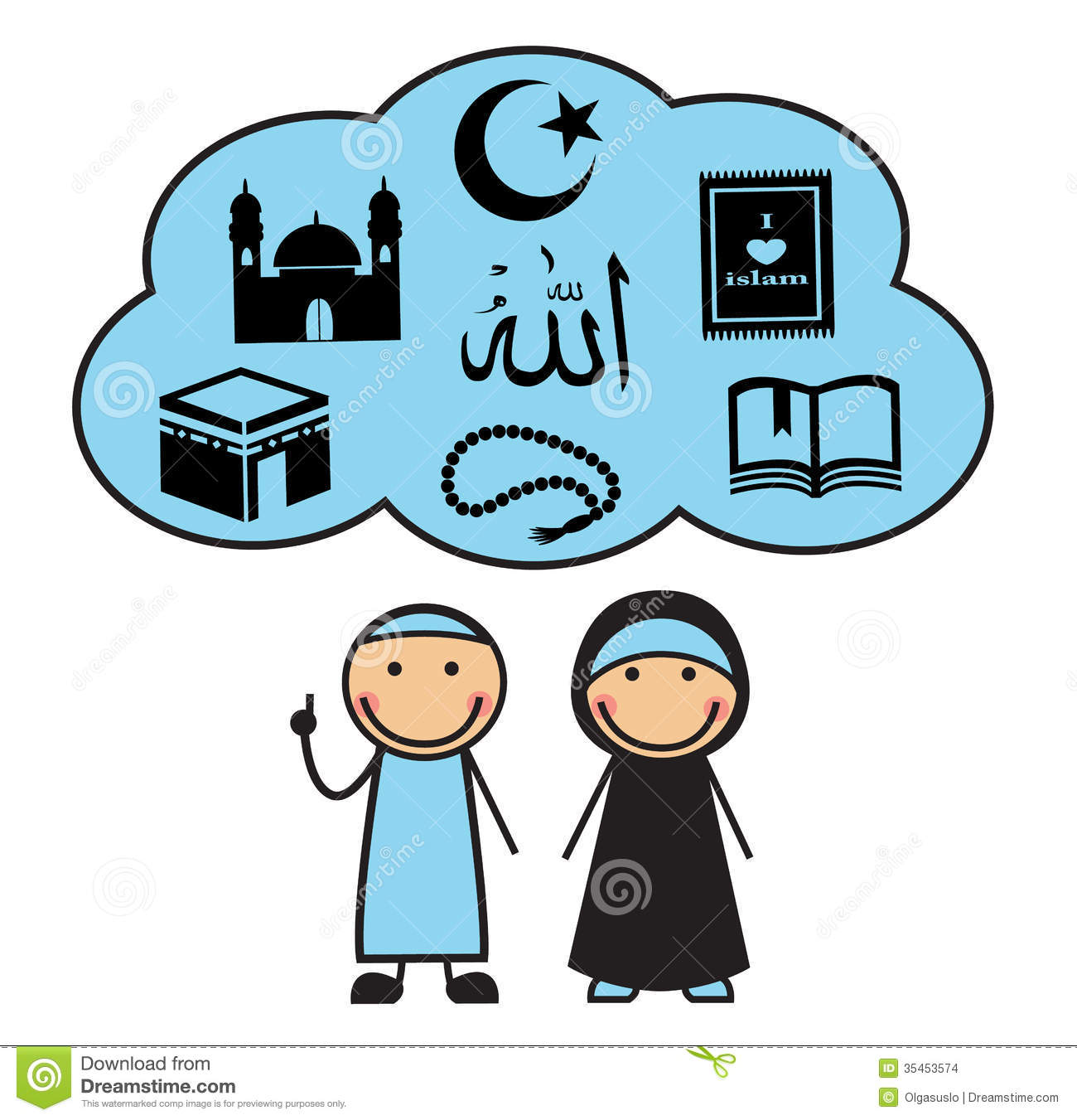 islam for woman Students explore basic beliefs and practices of islam and examine the different  views of women's roles in islam and modern american society in this lesson.