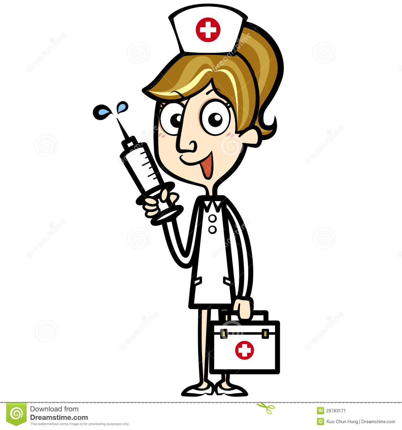 Syringe Clip Art Cartoon Stock Photos, Images, & Pictures - 252 Images