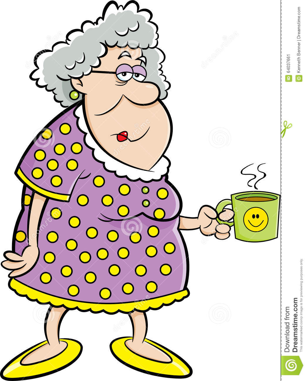 Lady Coffee Stock Illustrations – 3,029 Lady Coffee Stock Illustrations,  Vectors & Clipart - Dreamstime