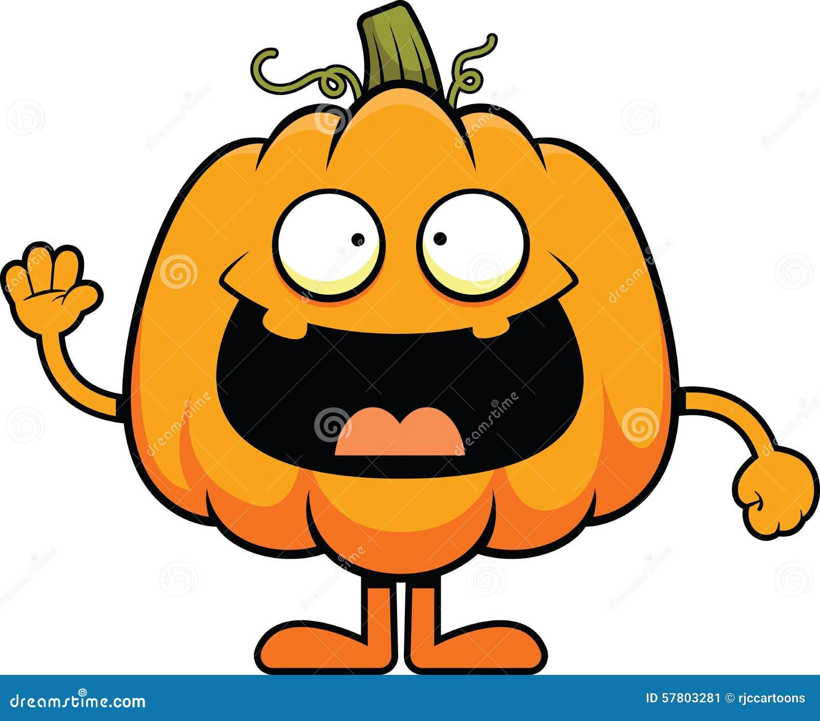 Cartoon pumpkin cheerful stock vector illustration of food 57803281 cartoon pumpkin cheerful thecheapjerseys Choice Image