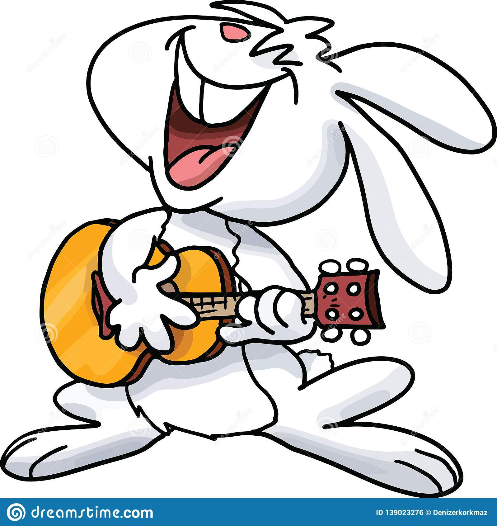 Singing Rabbit Stock Illustrations 195 Singing Rabbit Stock Illustrations Vectors Clipart Dreamstime
