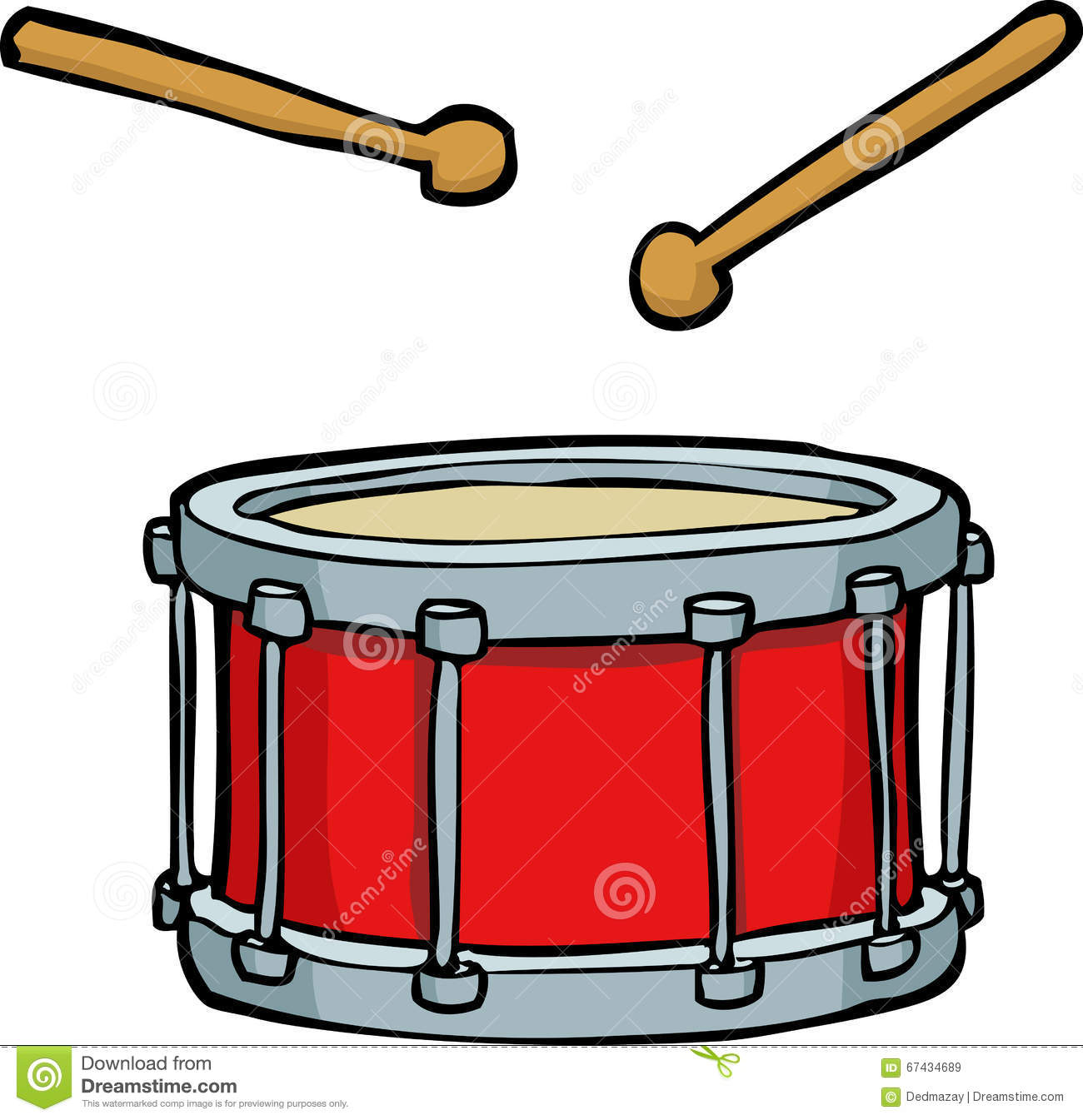 Cartoon Snare Drummer | www.pixshark.com - Images ...