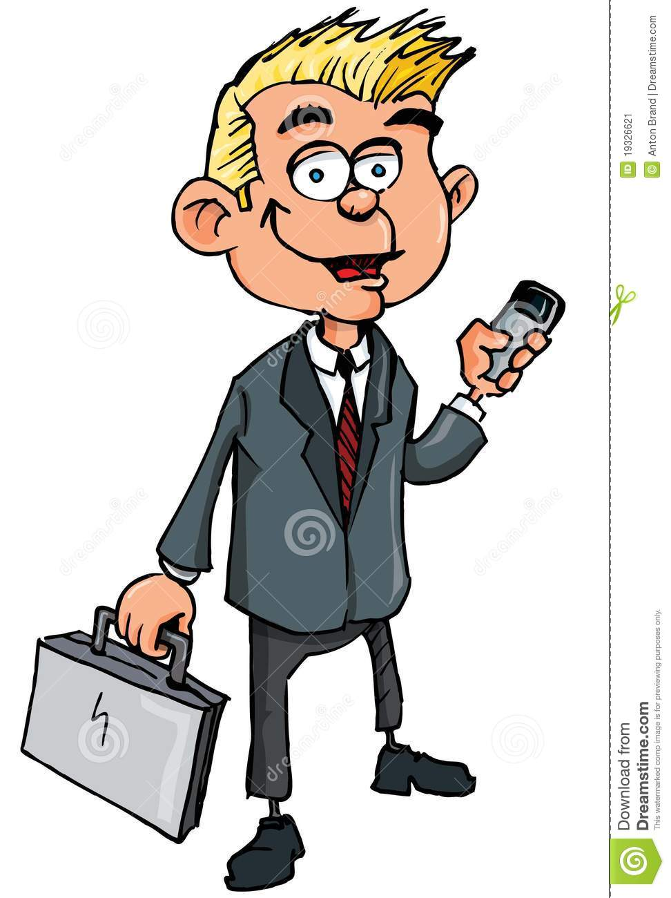 cartoon salesman at the door stock image image 19326621 salesman clipart black and white salesman clipart black and white