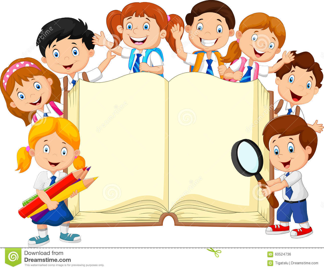 Image result for children school cartoon
