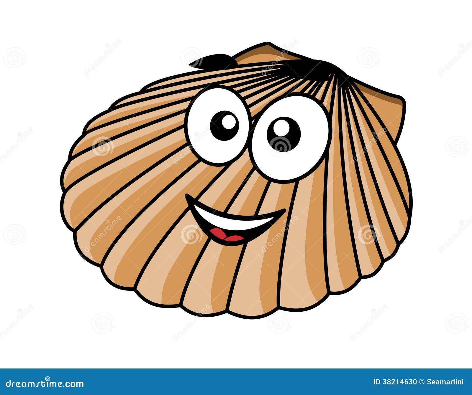 Cartoon Seashell | www.pixshark.com - Images Galleries ...