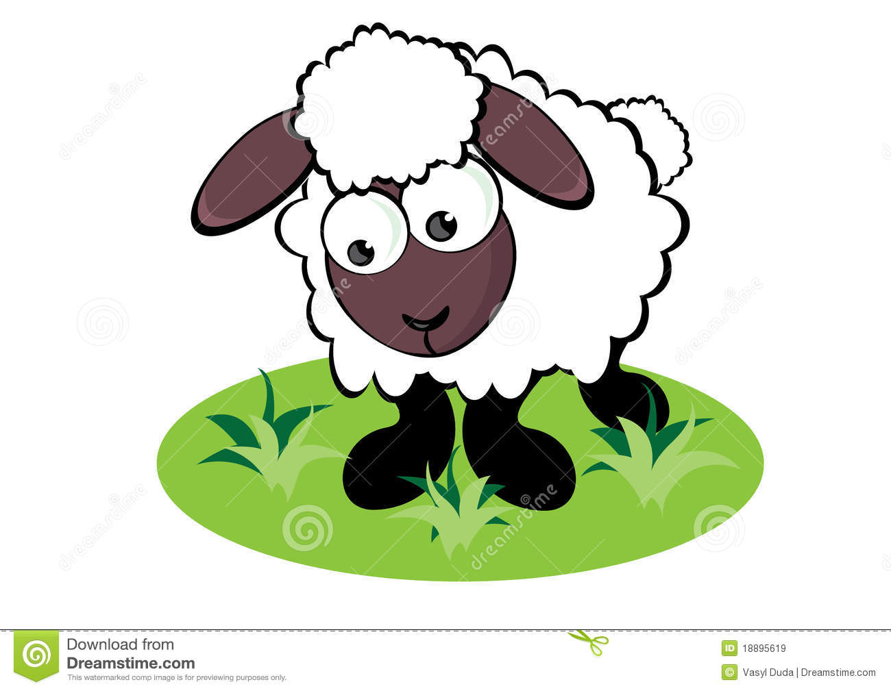 Cartoon sheep pictures - Dessin mouton ...