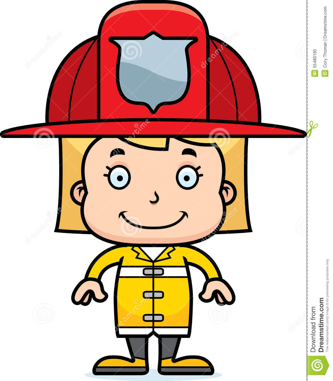 This firefighter chick is slide down my pole 8