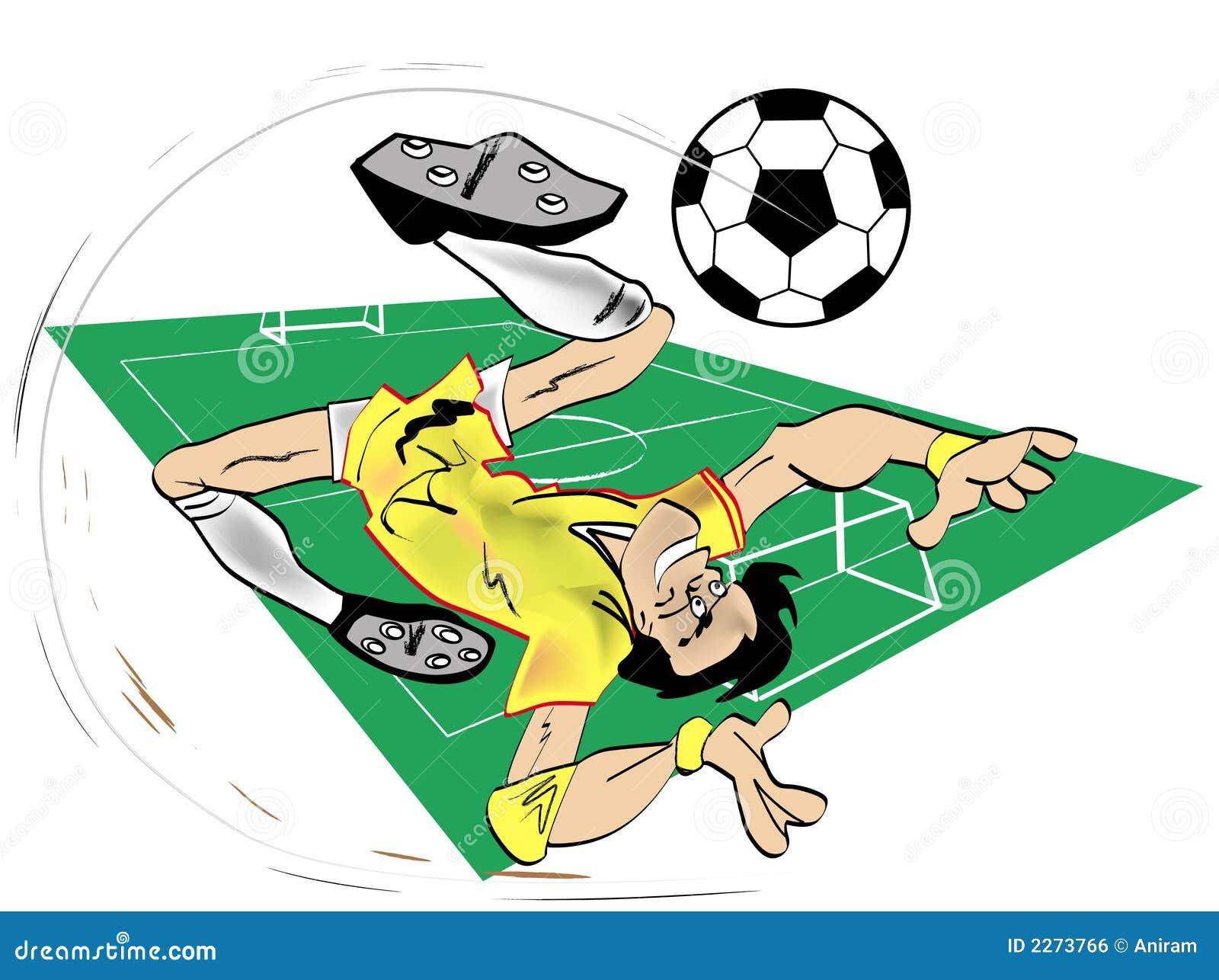 Cartoon Soccer