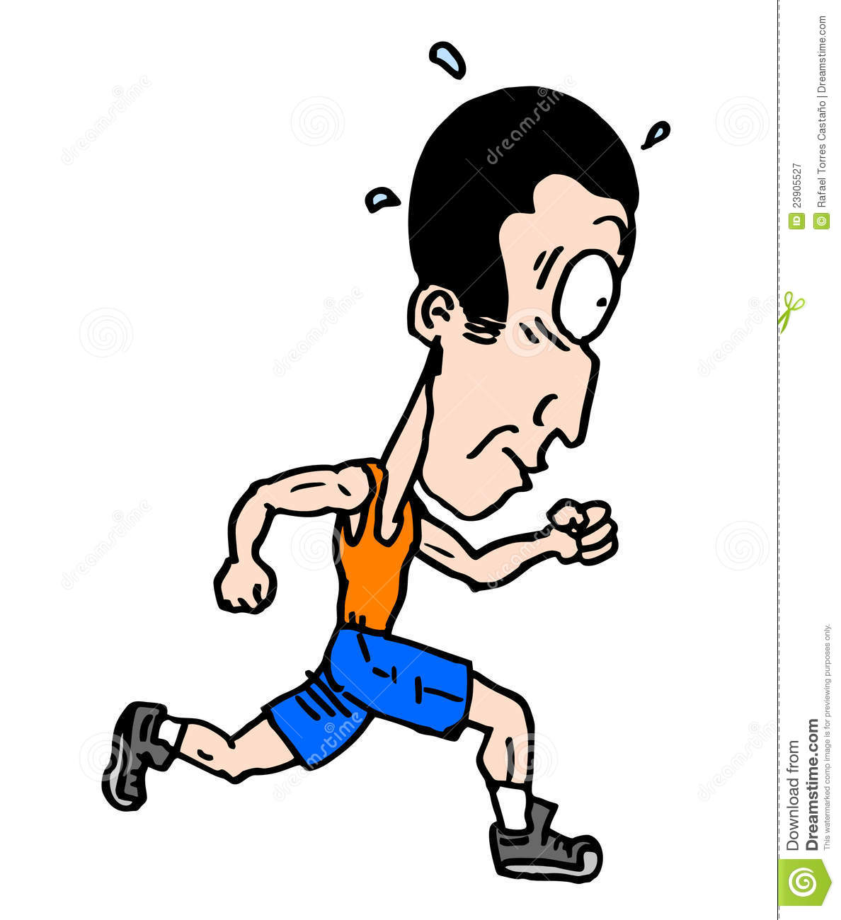 Cartoon Sport Royalty Free Stock Photography - Image: 23905527