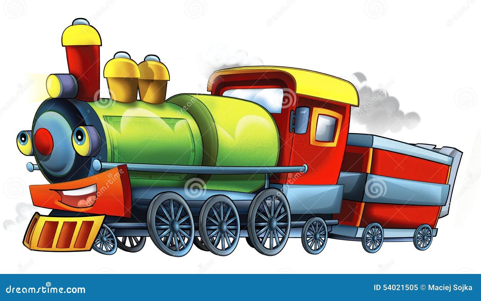 cartoon steam train caricature stock illustration illustration of clipart  express 54021505 steam train clipart black and white steam train clip art
