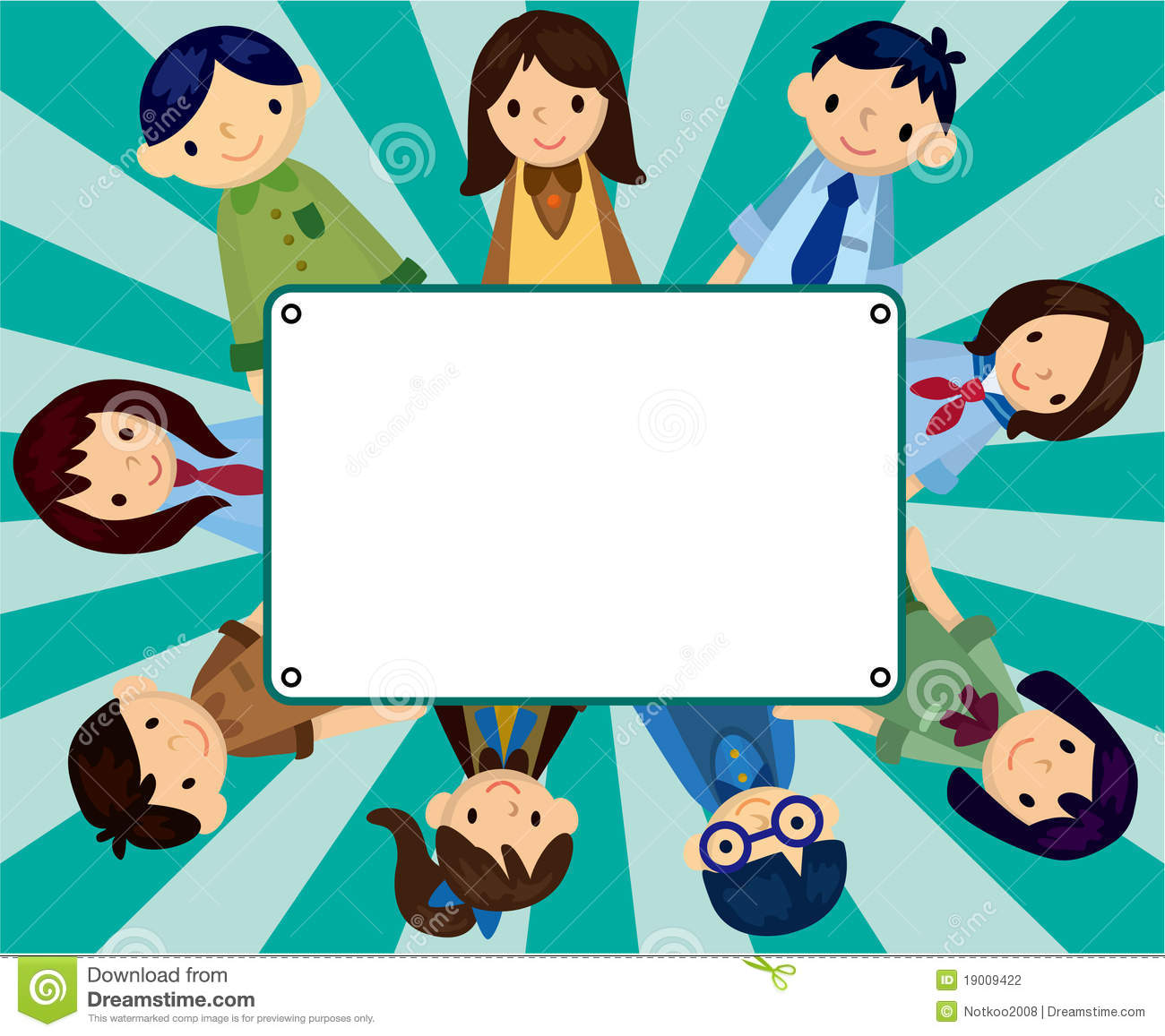 Classroom Decoration Free ~ Cartoon student card stock vector image of