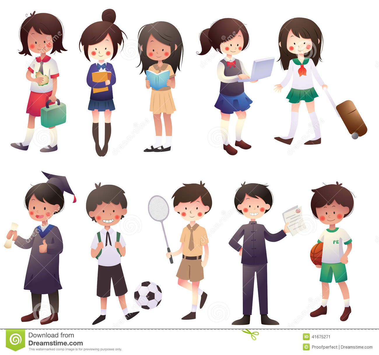 an analysis of college student life and character types Finding it quite difficult to handle a character analysis  the character's type (see the full list of types  school or college student can get.