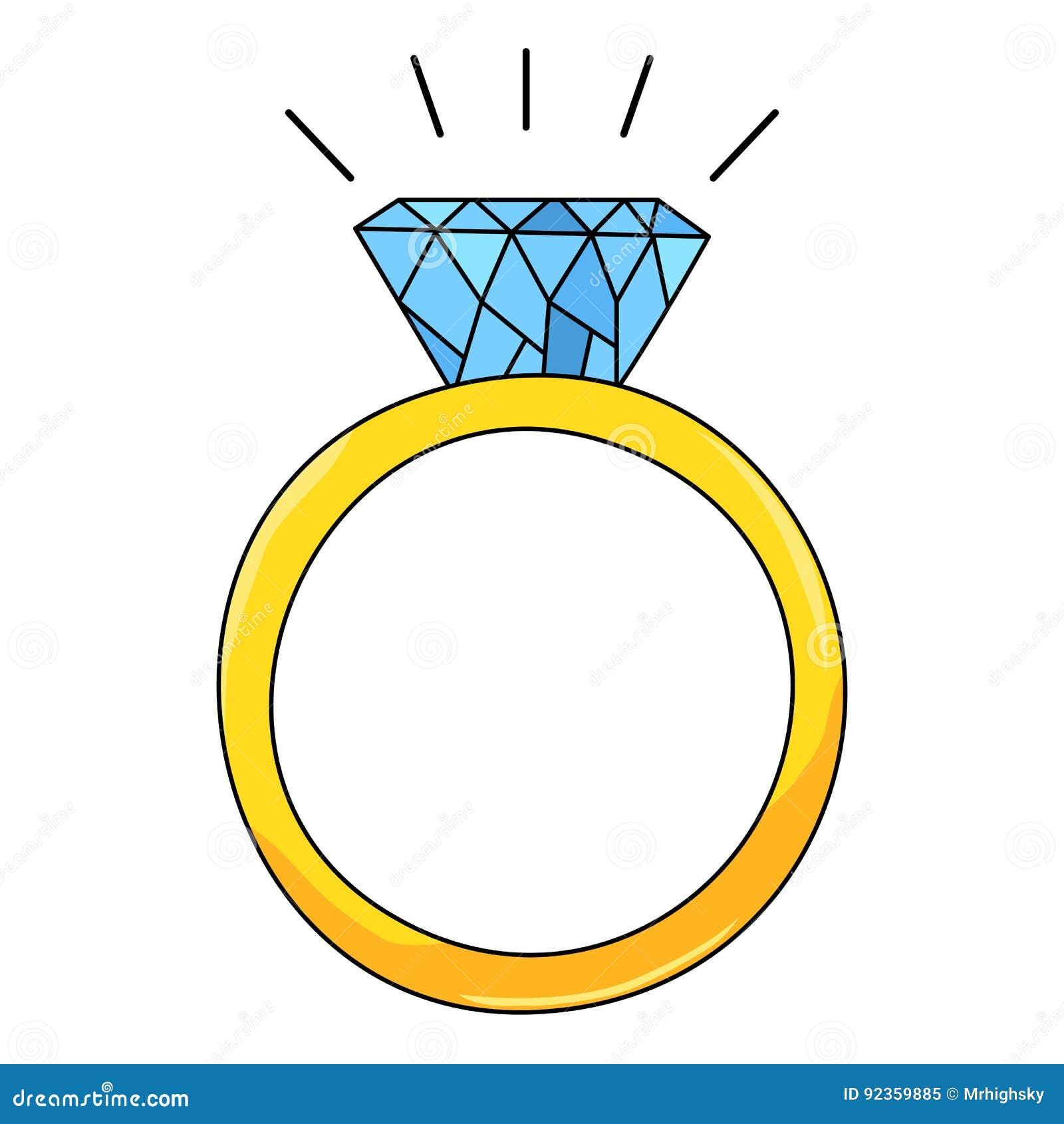 Crystal Wedding Rings 014 - Crystal Wedding Rings