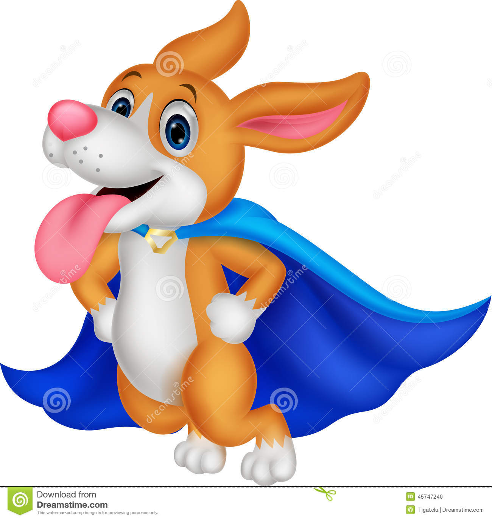 Service Dog Super Hero