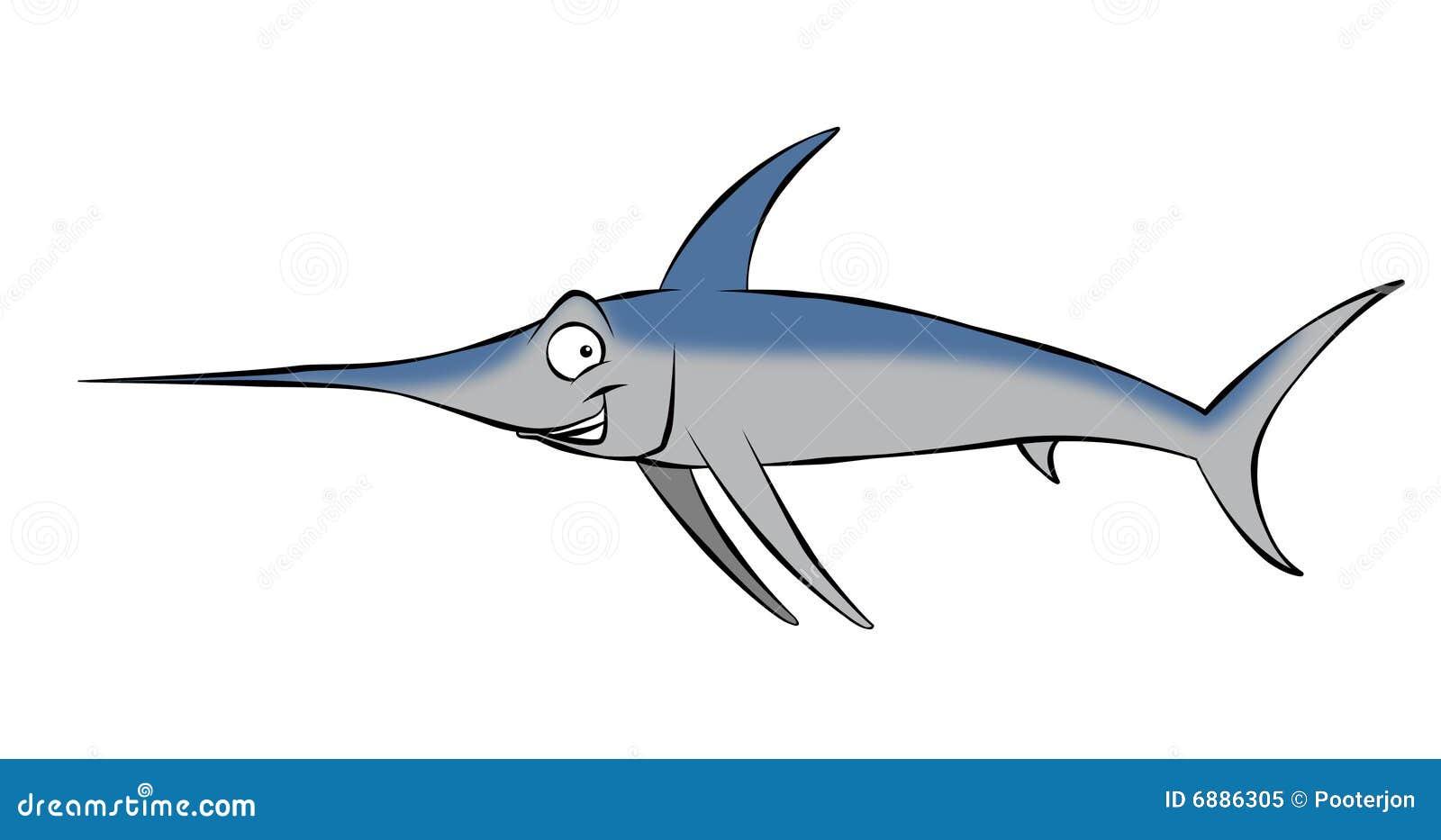 swordfish stock illustrations 1 175 swordfish stock illustrations rh dreamstime com swordfish outline clipart swordfish clipart
