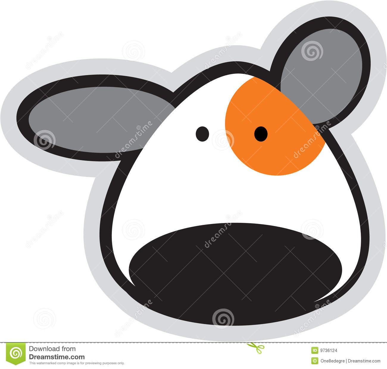 Cartoon Teddy Face Stock Images - Image: 9736124 - photo#40