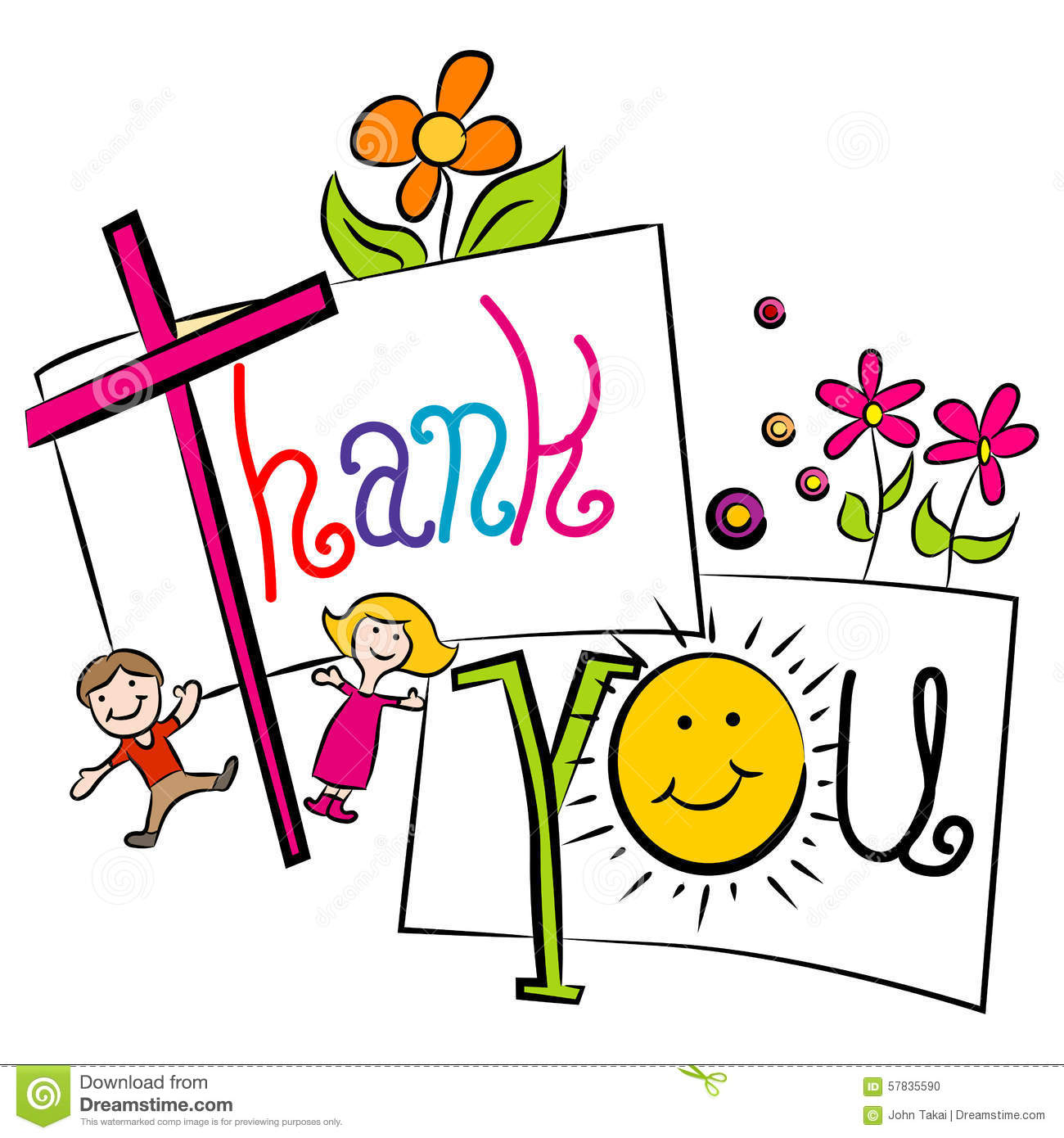 Hines (OR) United States  city pictures gallery : More similar stock images of ` Cartoon Thank You Background `