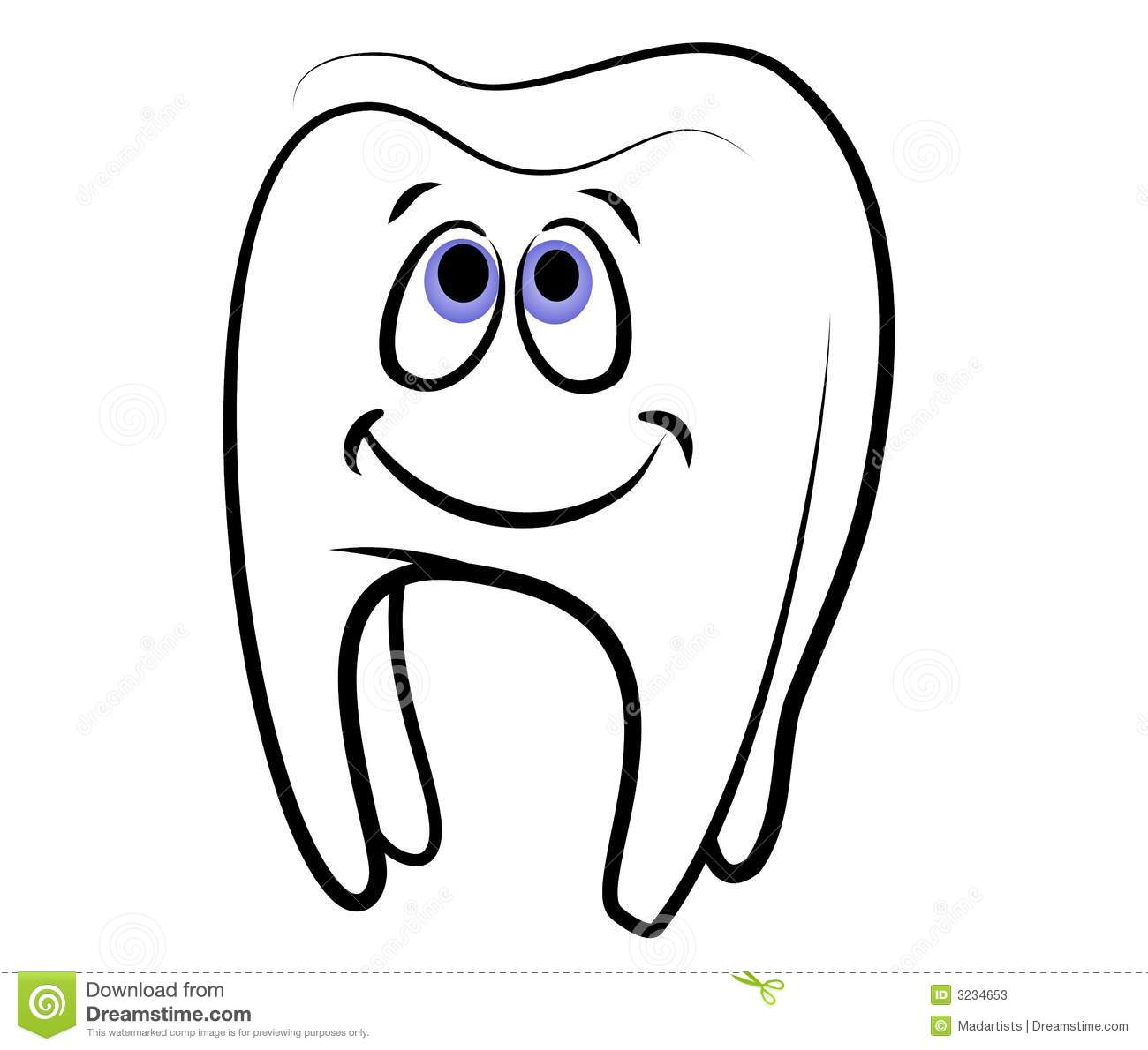 cartoon tooth dental clip art stock illustration illustration of rh dreamstime com dental clip art pictures dental clipart free