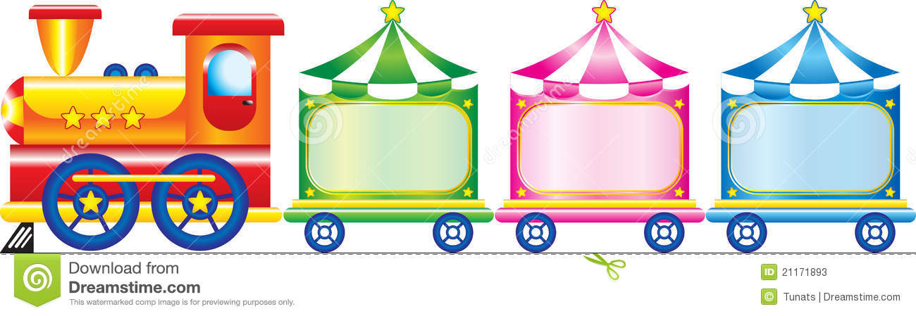 Stock Photos Cartoon Train Image21171893 on Color By Numbers For Kids