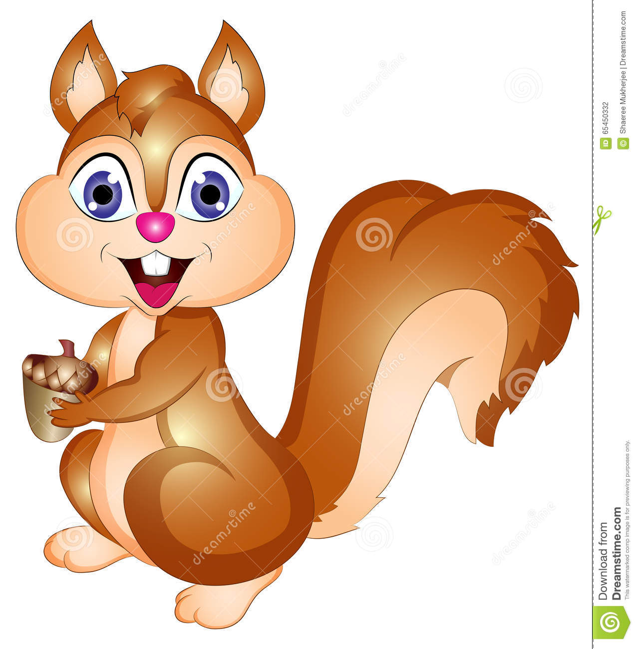 Cached Cute cartoon squirrel pictures