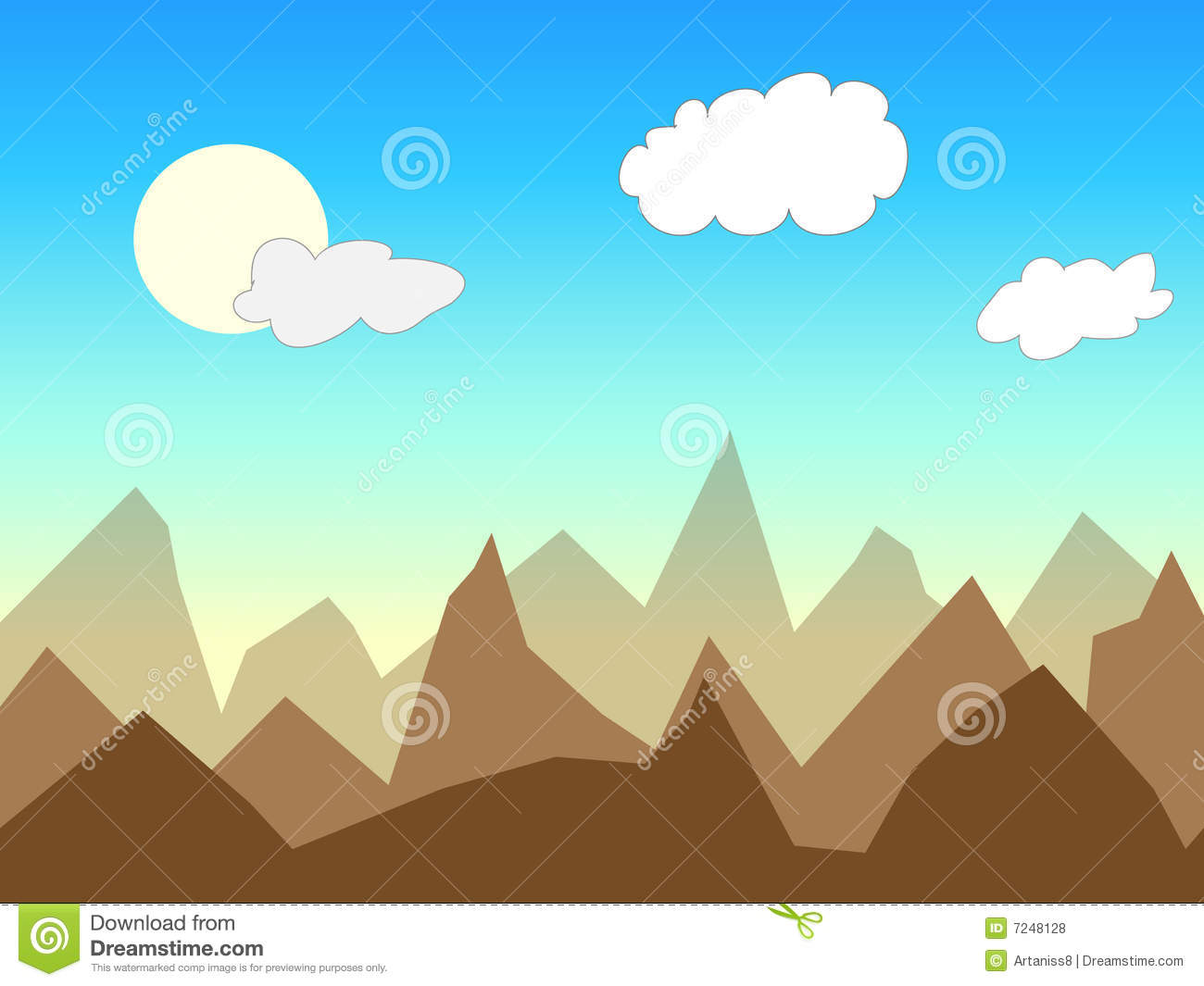 Simple Wallpaper Mountain Cartoon - cartoon-wallpaper-7248128  Best Photo Reference_51210.jpg