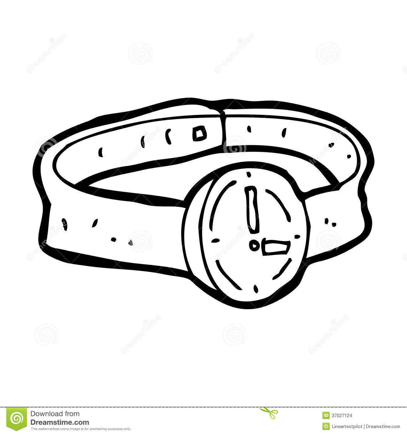 Diet weight lose wrist watch illustrations and clipart 3 019 wrist watch royalty for Cartoon watches
