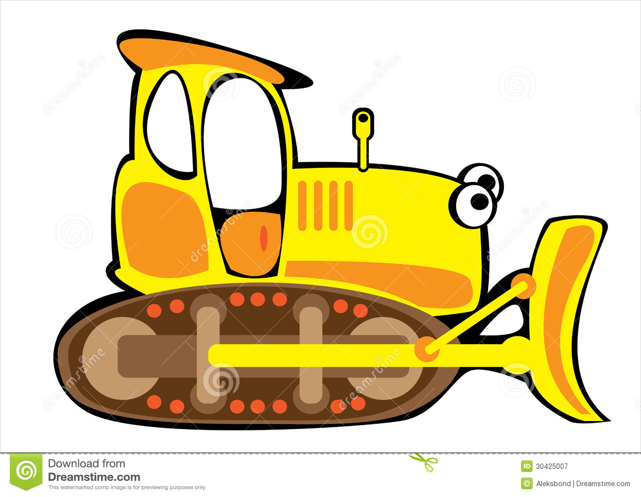 cartoon yellow bulldozer isolated white background 30425007 furthermore construction crane coloring page on construction equipment coloring pages as well as construction equipment coloring pages 2 on construction equipment coloring pages also with construction equipment coloring pages 3 on construction equipment coloring pages furthermore construction equipment coloring pages 4 on construction equipment coloring pages