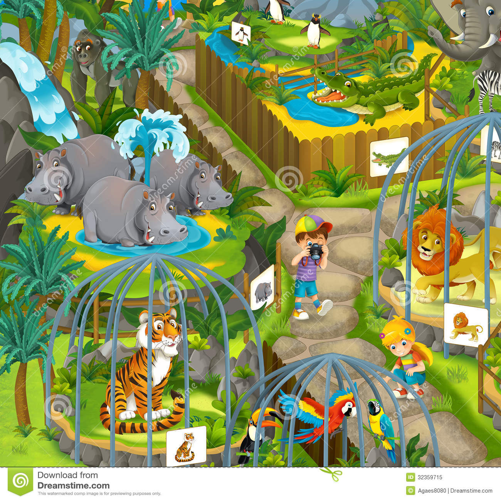 Playground Illustration Png