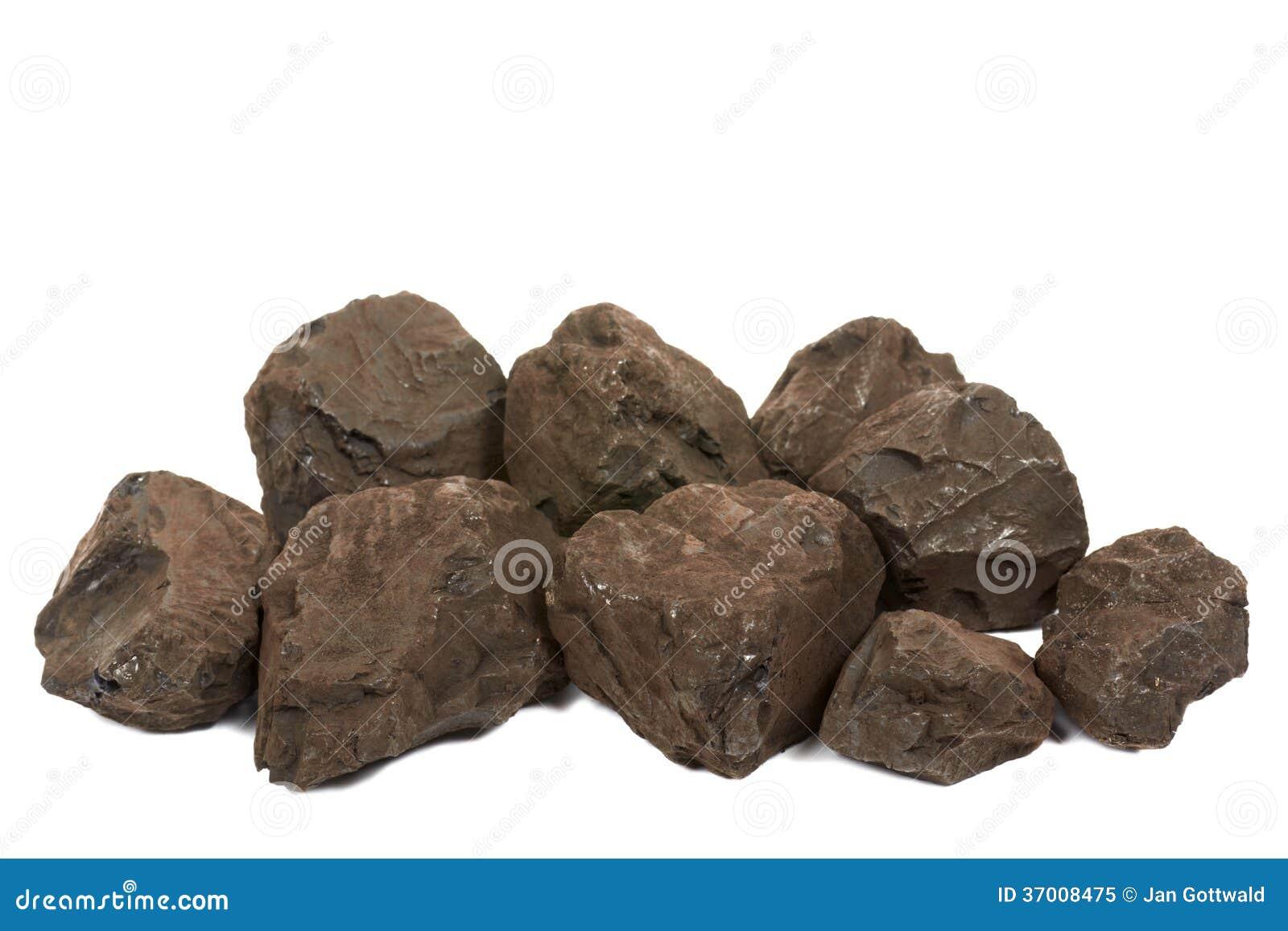 Carvão do lignite