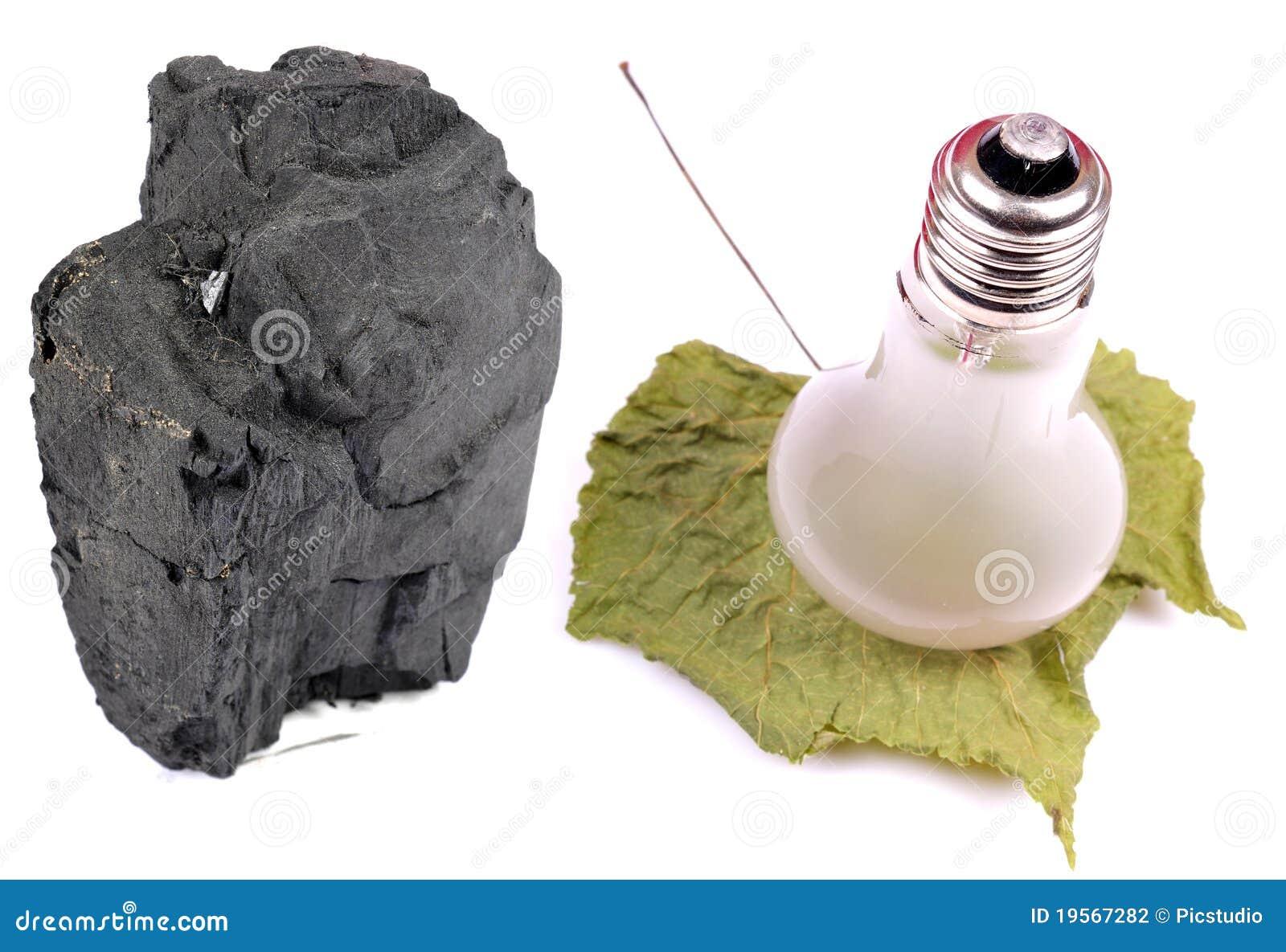Carvão e energia
