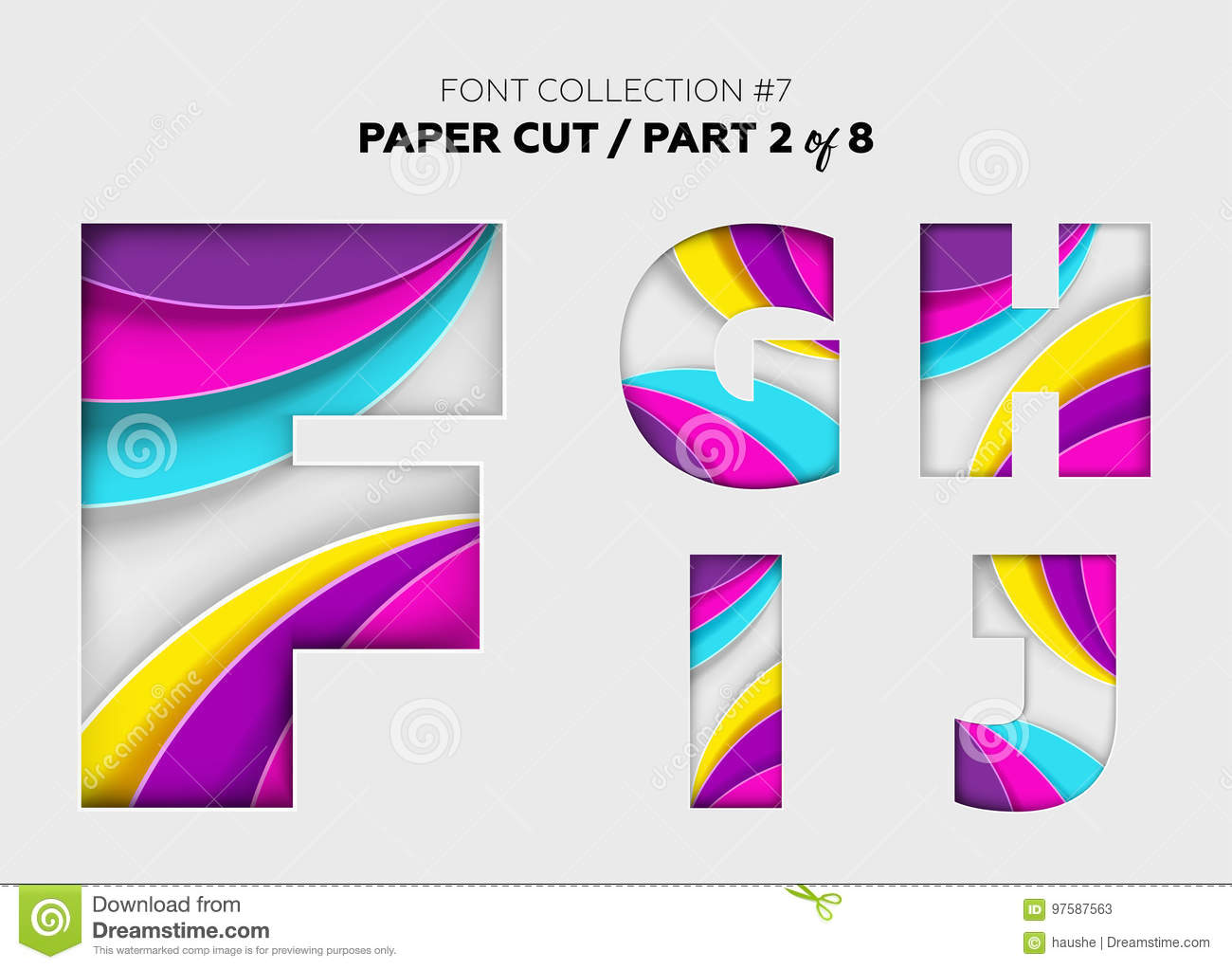 3d Origami Alphabet Set Of Uppercase Letters Vector Isolated ... | 1022x1300