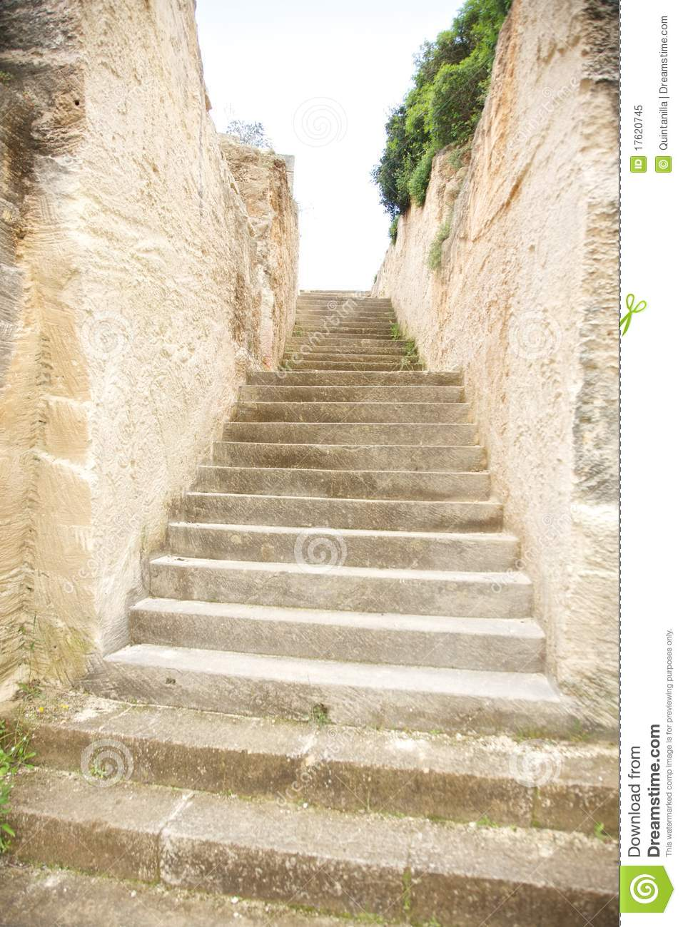 Carved Stone Steps : Carved stone stairs royalty free stock photo image