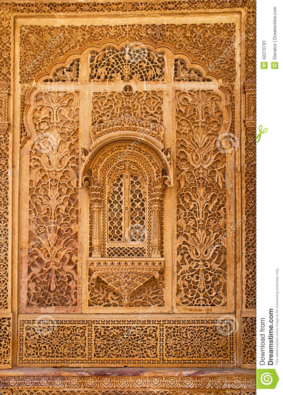 Stone Carving Wall Art