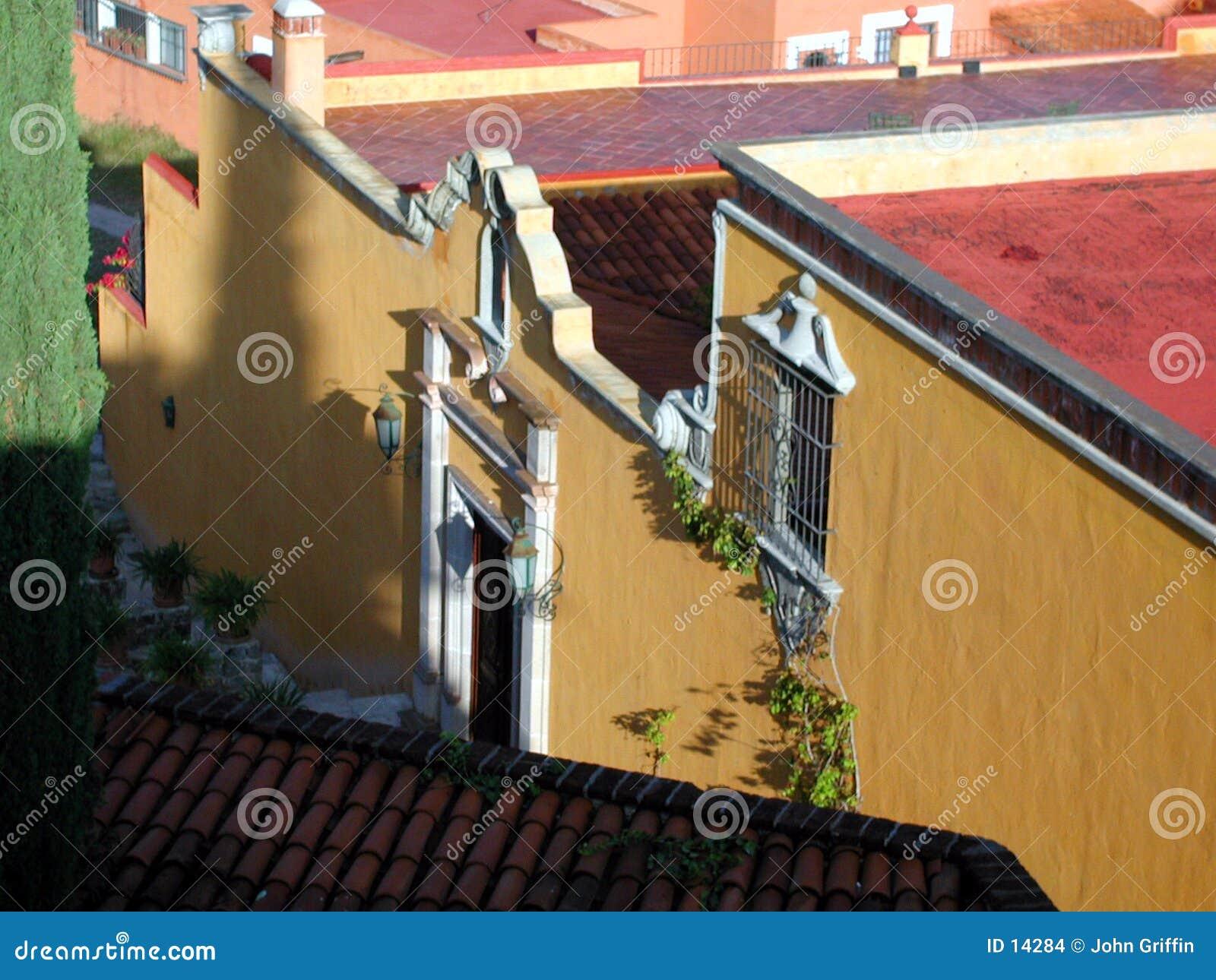Casa Μεξικό Miguel SAN κίτρινος