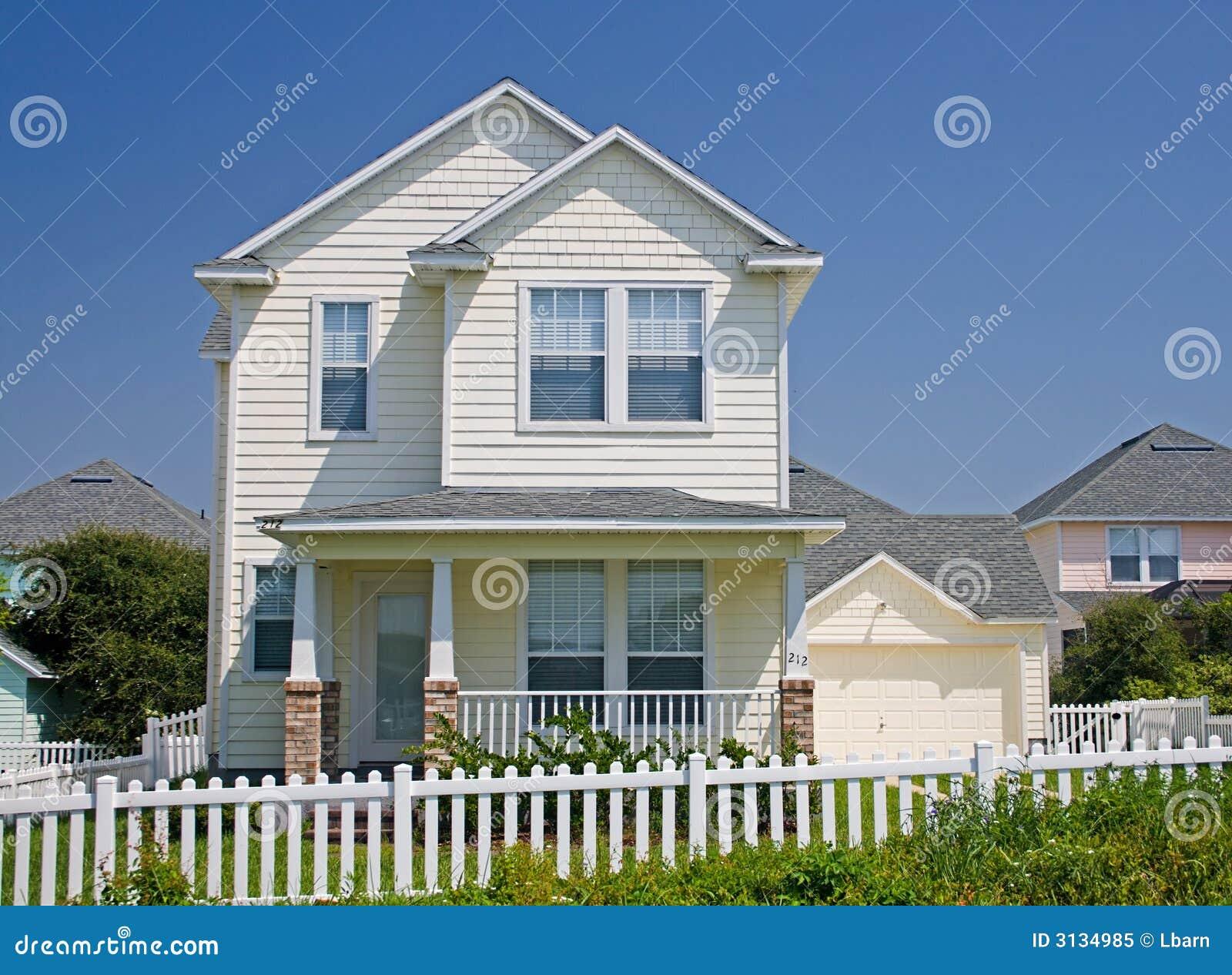 Casa 2 di stile del cottage della Florida