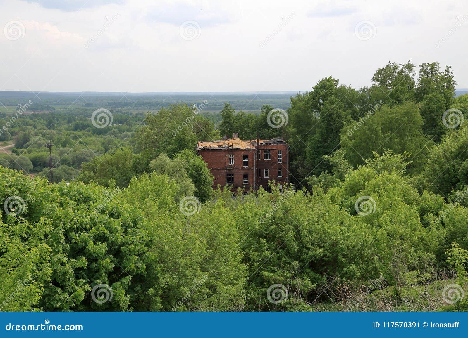 Casa abandonada vieja